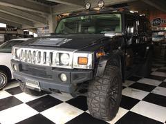沖縄の中古車 ハマー ハマー H2 車両価格 398万円 リ済込 2003年 10.4万K ブラック