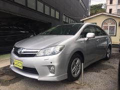 沖縄の中古車 トヨタ SAI 車両価格 109万円 リ済込 平成23年 8.3万K シルバー