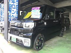 沖縄の中古車 ダイハツ ウェイク 車両価格 109万円 リ済込 平成27年 2.5万K ブラック