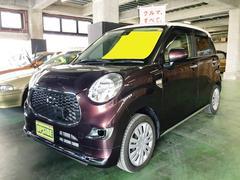 沖縄の中古車 ダイハツ キャスト 車両価格 79万円 リ済込 平成28年 2.9万K ブラウン