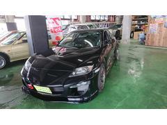 沖縄の中古車 マツダ RX−8 車両価格 239万円 リ済込 平成17年 9.0万K ブラック