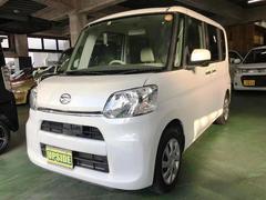 沖縄の中古車 ダイハツ タント 車両価格 75万円 リ済込 平成26年 3.3万K パール