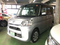 沖縄の中古車 ダイハツ タント 車両価格 85万円 リ済込 平成27年 0.9万K シルバー