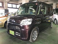 沖縄の中古車 ダイハツ タント 車両価格 79万円 リ済込 平成27年 3.0万K ブラウン