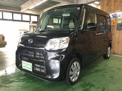 沖縄の中古車 ダイハツ タント 車両価格 85万円 リ済込 平成27年 1.2万K ブラック