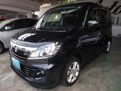 沖縄の中古車 スズキ ソリオバンディット 車両価格 95万円 リ済込 平成25年 5.8万K ブラック