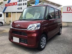 沖縄の中古車 ダイハツ タント 車両価格 132万円 リ済込 平成29年 5K ワイン