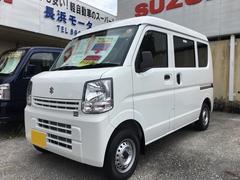 沖縄の中古車 スズキ エブリイ 車両価格 106.9万円 リ済込 平成29年 11K ホワイト