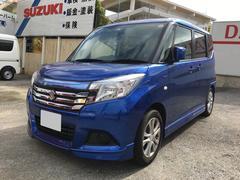 沖縄の中古車 スズキ ソリオ 車両価格 165万円 リ済込 平成29年 341K ブルー