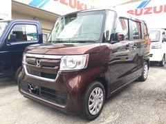沖縄の中古車 ホンダ N BOX 車両価格 151万円 リ済込 平成30年 4K ブラウン