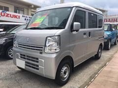 沖縄の中古車 スズキ エブリイ 車両価格 115.8万円 リ未 新車  シルバー