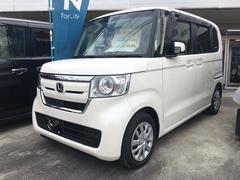 沖縄の中古車 ホンダ N BOX 車両価格 151万円 リ済込 平成30年 5K パール