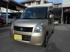 沖縄の中古車 スズキ パレット 車両価格 45万円 リ済込 平成20年 8.7万K ゴールドM