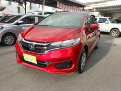 沖縄の中古車 ホンダ フィット 車両価格 148万円 リ未 新車  レッドM