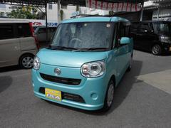 沖縄の中古車 ダイハツ ムーヴキャンバス 車両価格 149万円 リ未 新車  グリーンM
