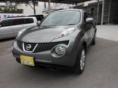 沖縄の中古車 日産 ジューク 車両価格 85万円 リ済込 平成23年 3.2万K ガンM