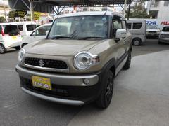沖縄の中古車 スズキ クロスビー 車両価格 199万円 リ未 新車  ライトブラウンII