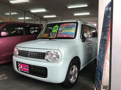 沖縄の中古車 スズキ アルトラパン 車両価格 59万円 リ済別 平成24年 8.2万K Lグリーン