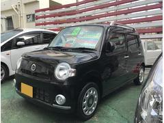 沖縄の中古車 ダイハツ ミラココア 車両価格 59万円 リ済別 平成24年 8.0万K ブラック