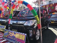 沖縄の中古車 スバル ルクラカスタム 車両価格 69万円 リ済別 平成25年 6.1万K ブラック