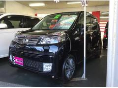 沖縄の中古車 ホンダ ライフ 車両価格 69万円 リ済別 平成24年 8.4万K ブラック