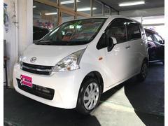 沖縄の中古車 ダイハツ ムーヴ 車両価格 49万円 リ済別 平成24年 8.7万K ホワイト