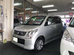沖縄の中古車 スズキ ワゴンR 車両価格 54万円 リ済別 平成24年 8.0万K シルバー