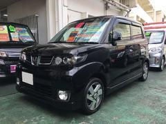 沖縄の中古車 ホンダ ゼストスパーク 車両価格 59万円 リ済別 平成23年 7.4万K ブラック