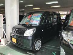 沖縄の中古車 マツダ フレアワゴン 車両価格 64万円 リ済別 平成25年 8.5万K ブラック