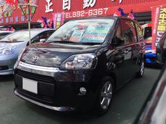 沖縄の中古車 トヨタ ポルテ 車両価格 69万円 リ済別 平成25年 7.7万K ブラックM