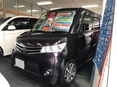 沖縄の中古車 日産 ルークス 車両価格 59万円 リ済別 平成23年 8.2万K パープル