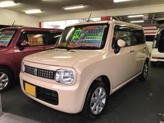 沖縄の中古車 スズキ アルトラパン 車両価格 54万円 リ済別 平成24年 8.1万K ベージュ