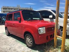 沖縄の中古車 スズキ アルトラパン 車両価格 35万円 リ済込 平成19年 10.3万K レッドII