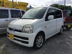 沖縄の中古車 ダイハツ ムーヴ 車両価格 20万円 リ済込 平成17年 11.8万K ホワイト