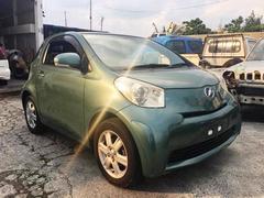 沖縄の中古車 トヨタ iQ 車両価格 40万円 リ済込 平成20年 10.0万K グリーン