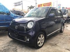 沖縄の中古車 ホンダ N−ONE 車両価格 76万円 リ済込 平成24年 7.8万K ダークパープル