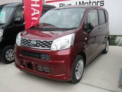 沖縄の中古車 ダイハツ ムーヴ 車両価格 107万円 リ済込 新車  レッドM