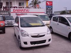 沖縄の中古車 ダイハツ ミラ 車両価格 33万円 リ済込 平成24年 8.4万K ホワイト