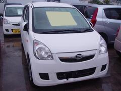 沖縄の中古車 ダイハツ ミラ 車両価格 33万円 リ済込 平成24年 7.7万K ホワイト