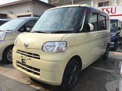 沖縄の中古車 ダイハツ タント 車両価格 75万円 リ済込 平成23年 4.7万K イエロー