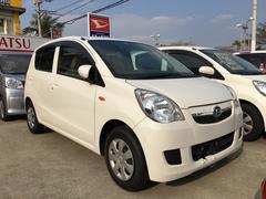 沖縄の中古車 ダイハツ ミラ 車両価格 39万円 リ済込 平成24年 6.3万K パール