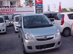 沖縄の中古車 ダイハツ ミラ 車両価格 29万円 リ済込 平成24年 9.4万K グレー