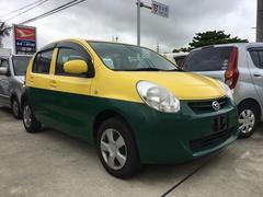 沖縄の中古車 ダイハツ ブーン 車両価格 23万円 リ済込 平成24年 7.2万K イエローII