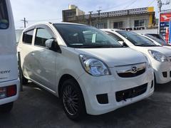 沖縄の中古車 ダイハツ ミラ 車両価格 31万円 リ済込 平成23年 8.0万K ホワイト