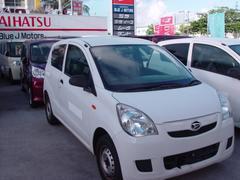 沖縄の中古車 ダイハツ ミラ 車両価格 15万円 リ済込 平成23年 7.0万K ホワイト