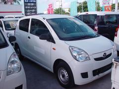 沖縄の中古車 ダイハツ ミラ 車両価格 16万円 リ済込 平成23年 8.0万K ホワイト