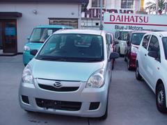沖縄の中古車 ダイハツ ミラ 車両価格 21万円 リ済込 平成25年 7.8万K グレー