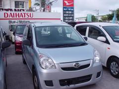 沖縄の中古車 ダイハツ ミラ 車両価格 21万円 リ済込 平成23年 8.2万K グレー