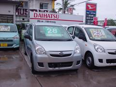 沖縄の中古車 ダイハツ ミラ 車両価格 23万円 リ済込 平成25年 6.9万K グレー