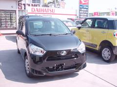 沖縄の中古車 ダイハツ ミライース 車両価格 88万円 リ済込 平成30年 7K ブラック